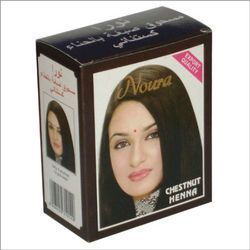 Chestnut Noura Henna Powder in  Upsidc Industrial Area