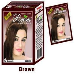 Gold Reem Hair Brown Color in  Upsidc Industrial Area