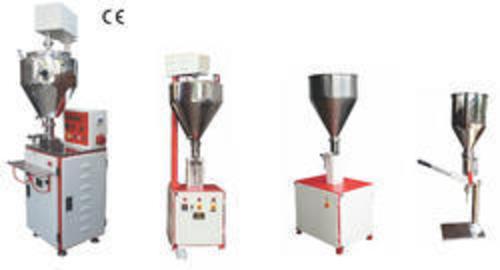 Paste and Cream Filling Machines
