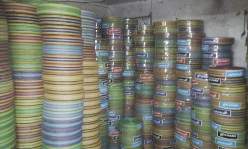 Reprocess Plastic Niwar in   Bunder Road