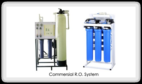 Commercial RO Water Purifiers (50 LPH To 150 LPH)