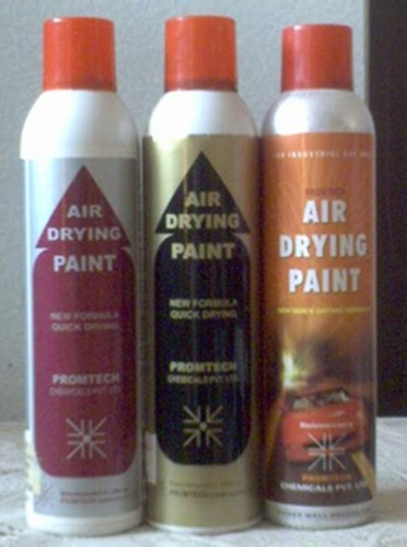 Decorative Industrial Finish Aerosol Sprays  in  Makarpura (Vdr)