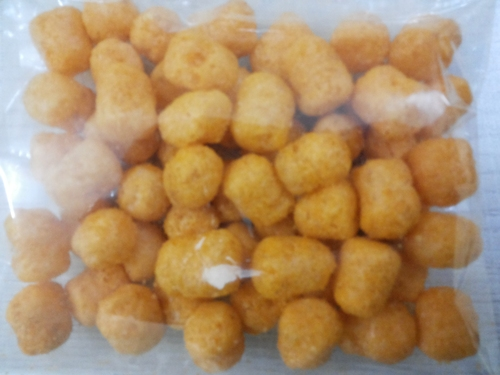 Salted Corn Puffs