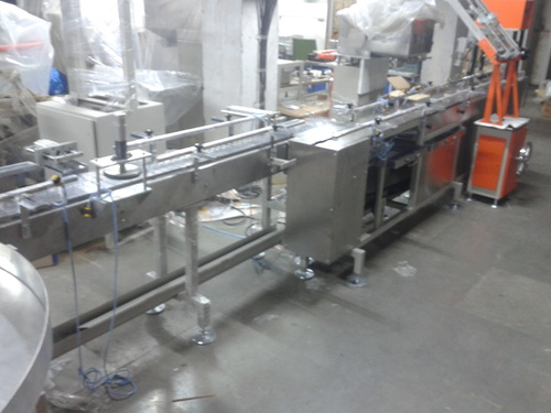 Paint Filling Machine