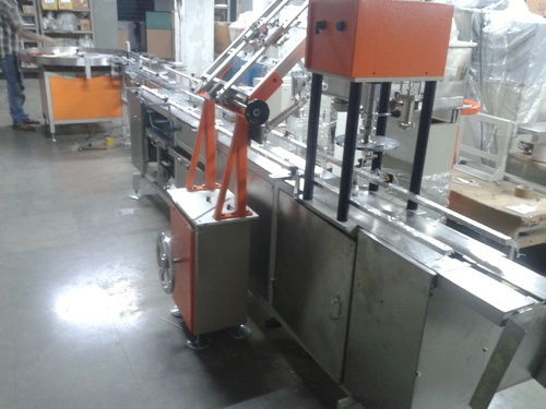 Heavy Duty Paint Filling Machine