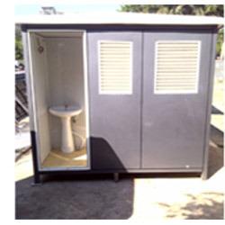 Modular Toilet Unit