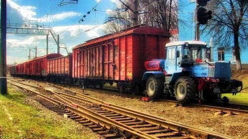 Rail-Road Shunting Vehicle (Mmt-2)