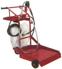 Mobile Lube Trolley  in   Panadri