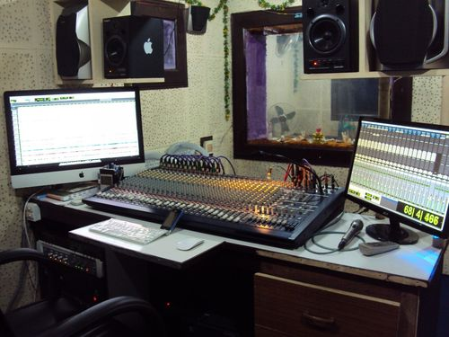 Sound Recording Training On Protools