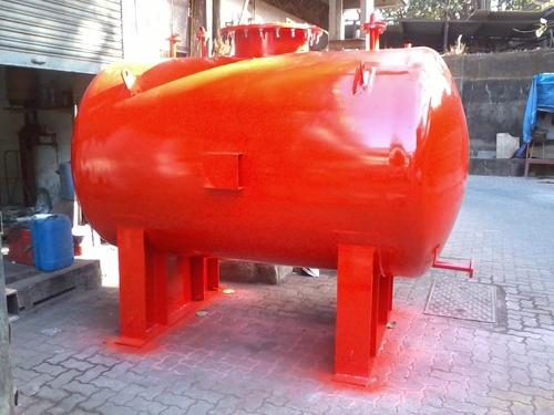 Foam Storage Tank in  Damji Shamji Indl. Est.-Vikhroli (W)