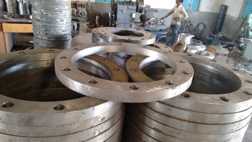 Table-H 12 Inch MS Flange in   Chitra