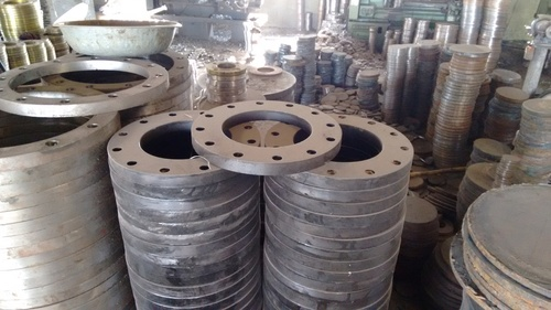 Table-H 8 Inch MS Flange in   Chitra