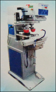 Double Color Pad Printing Machine (P-PPDB-IS-8K)