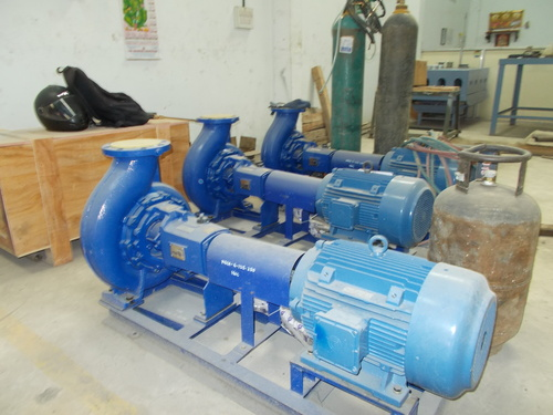 Turbine Motor Pumps