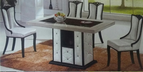 Imported luxury dining table in new delhi aashna