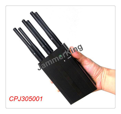 Mobile Phone Frequency Jammer
