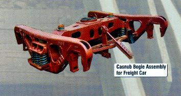 Cosnub Bogie Assembly for Freight Car in  Masjid Moth