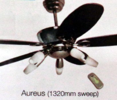Remote Control Ceiling Fan