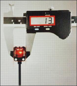 Ultra Slim Photoelectric Sensors (BTF Series)