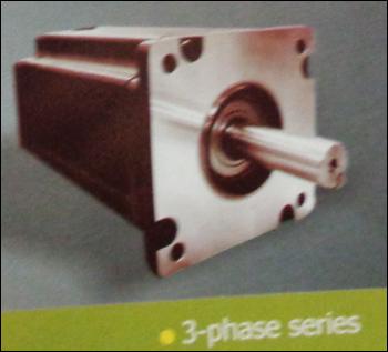 3 Phase Series Stepper Motor