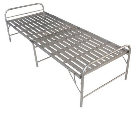 Folding Metal Single Bed