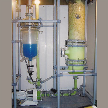 Reaction and Distillation Units in   GIDC