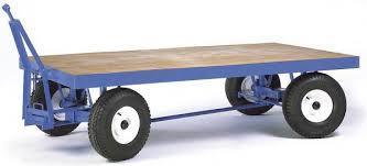 Heavy Duty Platform Truck in  Usmanpura (Ashram Road)