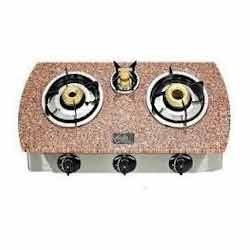 Gas Stove Automatic Color