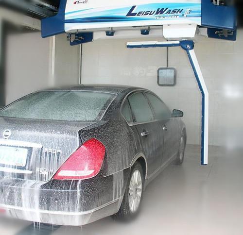 Auto Touch Free Car Washing Machine In Hangzhou, Zhejiang