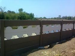 RCC Precast Compound Walls