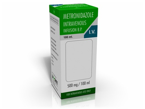 Metronidazole Intravenous Infusion BP