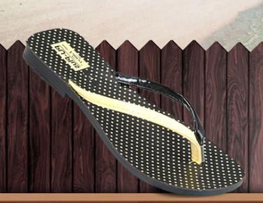 Ladies PU Slippers (PL-2004)