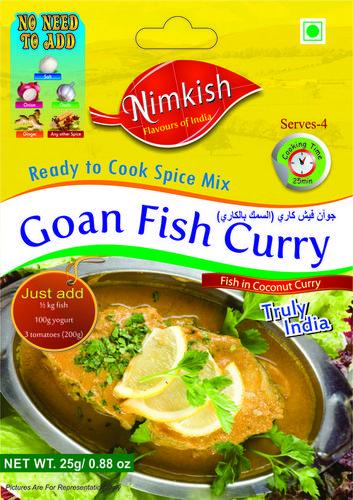 Goan Fish Curry Masala in   Tehsil-Bhuntar