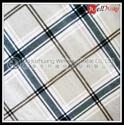 Yarn Dyed Flannel Fabric
