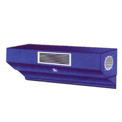 Air Curtain With Electrical Motor