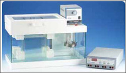 DGGE Denaturing Gradient Gel Electrophoresis System