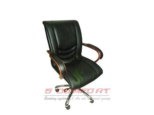 Galore Medium Back Executive Chairs in  Shankar Sheth Road
