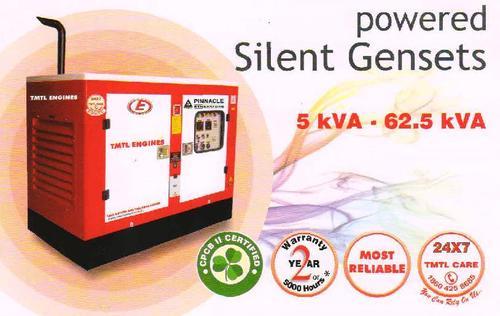Silent Generator Repairing Service
