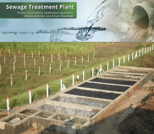 Domestic Sewage Treatment Plant (S.T.P.) in   Madhavnagar