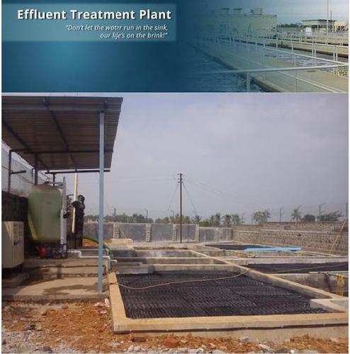 Industrial Effluent Treatment Plant (E.T.P.) in   Madhavnagar