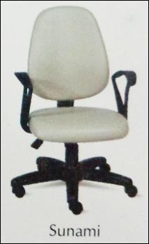 Sunami Medium Back Revolving Office Chair