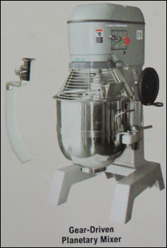 Gear Driven Planetary Mixer in  Aurobindo Marg