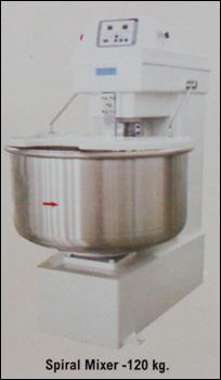 Spiral Mixer - 120 Kg in  Aurobindo Marg