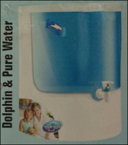 Water Purifier (Dolphin And Pure Water)