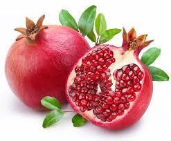 Fresh pomegranate in   Near Pandharpur Naka
