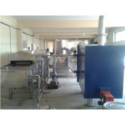 Continuous Frying System in  Ramol
