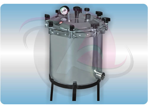 Portable Autoclave Laboratory  in  Timber Market
