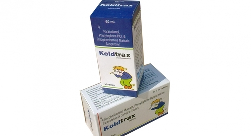 Koldtrax Anti Cold Tablets