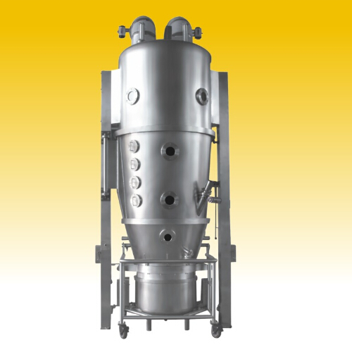 Fluid Bed Spray Granulation Machine