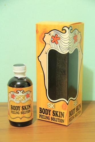 Sk Body Peeling Solution
